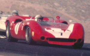 Surtees Can-Am Lola 66 b